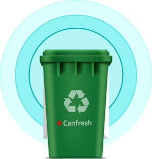 Sales: Canfresh Recycle Bin